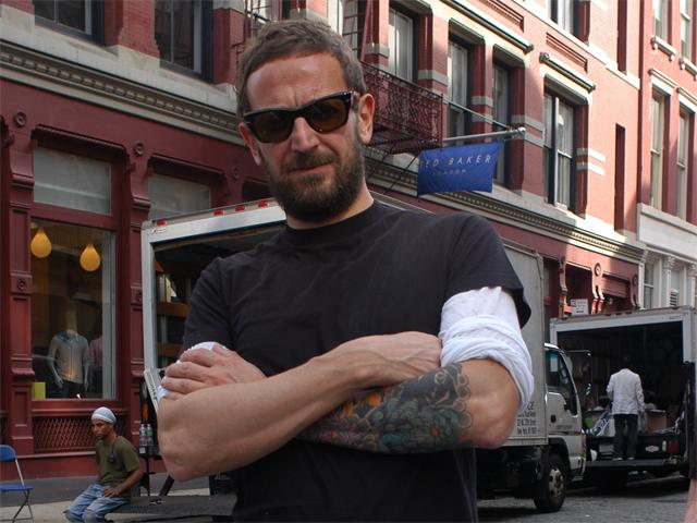 Stefano Pilati já tem roteiro certo para o Carnaval – no Brasil, é claro!