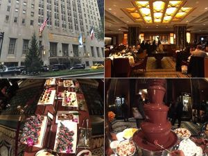 Por dentro do tradicional brunch do Waldorf Astoria, em Nova York