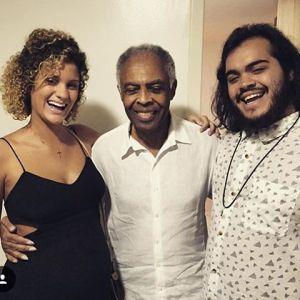 Nasce Sol de Maria, primeira bisneta de Gilberto Gil e neta de Preta