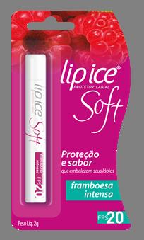 Lipice Soft de Framboesa para dar sabor ao verão