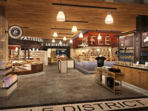 Conheça o Le District, o novo mercado gourmet de Nova York