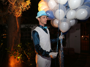 Os melhores momentos das ações do Magic Village na festa da J.P
