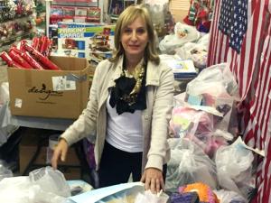 Milionária americana compra loja de brinquedos para crianças desabrigadas