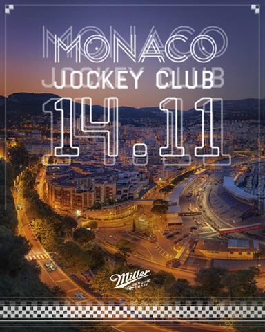 Festa Monaco agita o Jockey Club