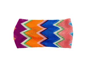 Desejo do Dia: a headband Missoni com a pegada do verão