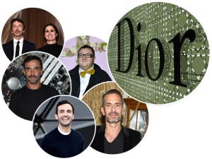 A pergunta que não quer calar: Quem será o novo diretor criativo da Dior?