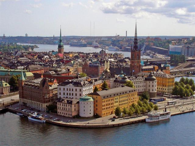 Estocolmo é a cidade com homens mais bonitos do mundo segundo revista