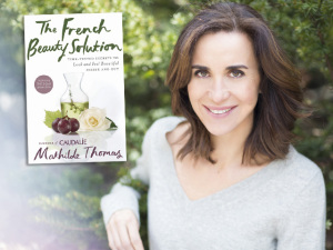 "Caudalie traz ao Brasil o best-seller ""The French Beauty Solution"". Às dicas!"