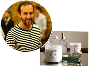 Marcos Proença lança linha de perfume para casa com a Drogaria Iguatemi