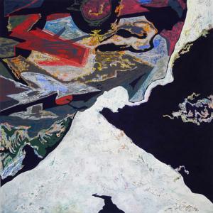 """Galeria Mezanino exibe mostra dupla com """"intercâmbio de ideias"""""""