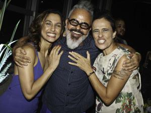 Maria Bethânia, Camila Pitanga, Arlindo Cruz e mais em noite de música em BH