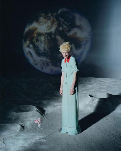 Cate Blanchett como Pequeno Príncipe