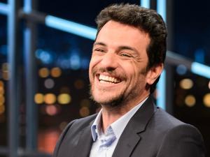 Rodrigo Lombardi, agora latifundiário na TV: à entrevista!
