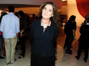 Anna Muylaert comanda master class para estudantes de cinema no MIS