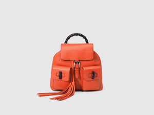 Desejo do Dia! O clássico revisitado: a mochila charmosa da Gucci