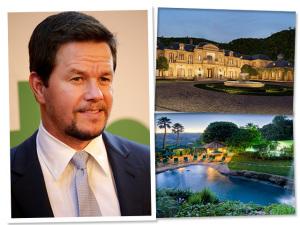 Mark Wahlberg coloca à venda sua mansão de sete quartos e 10 banheiros. O preço?