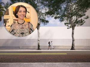 Nova Casa Triângulo vai abrir com individual de Sandra Cinto