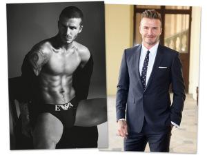 """David Beckham é eleito o homem mais sexy do mundo pela """"People"""""""
