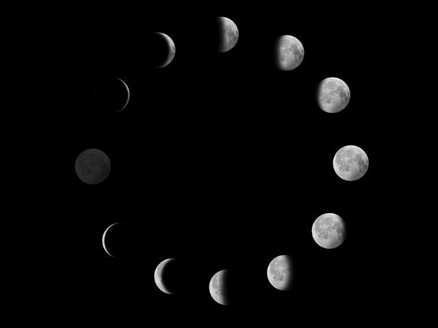 Lua Nova pede precução e cautela
