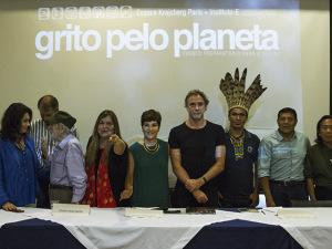 Instituto de Oskar Metsavaht leva lideranças indígenas ao Rio