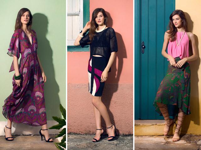 Os looks da nova coleção da Tigresse