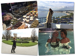 De Pernambuco a Cannes, por onde andam os glamurettes no feriado