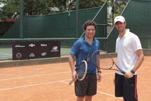 Projeto Friends Cup reuniu amantes de tênis no Clube Pinheiros em São Paulo