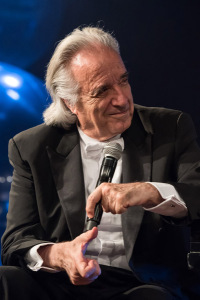 João Carlos Martins e Arthur Moreira Lima juntos no palco pela Visa