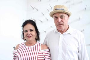 Suíço Not Vital expõe sua vida nômade na Galeria Nara Roesler em São Paulo