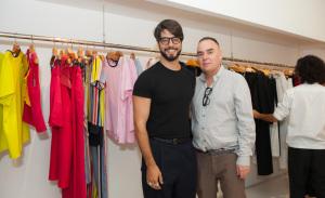 Reinaldo Lourenço lança coleção com a marca de sapatos CNS