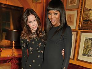 Quer saber onde Naomi Campbell vai passar o Réveillon? Revista J.P Entrega!