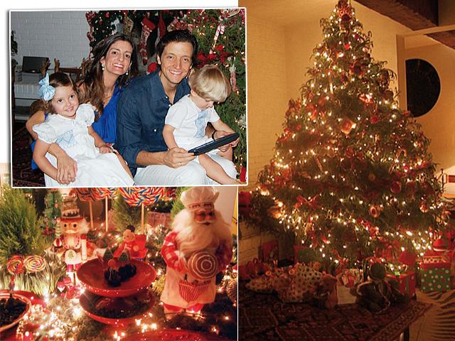 Luciana Gelfi divide suas lembranças de Natal com a Revista J.P