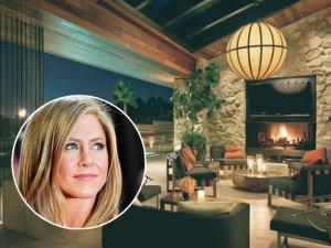 Jennifer Aniston coloca à venda sua mansão zen em Beverly Hills