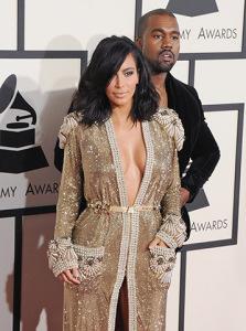 Kim Kardashian ganhou 150 presentes de Kanye West no Natal