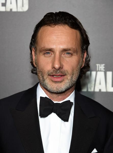"Andrew Lincoln, de ""The Walking Dead"", faz qualquer zumbi ficar zuretinha"