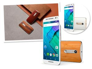 Motorola lança Moto X Style para quem gosta de ser diferente