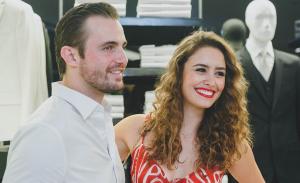 Ricardo Almeida inaugura loja ao lado de Malvino Salvador e Alexandre Nero