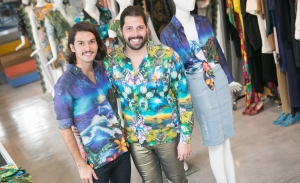Lançamento da marca The Paradise, de Thomaz Azulay e Patrick Doering