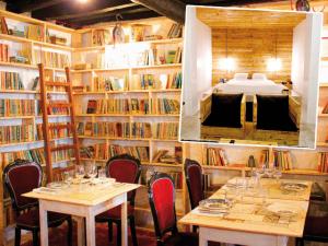 Em Portugal, maior hotel literário do mundo reúne mais de 100 mil títulos
