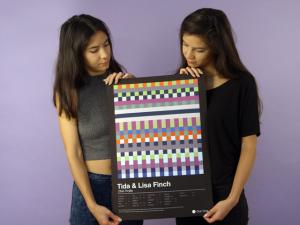 Artista britânica usa DNA do cliente para criar estampas únicas