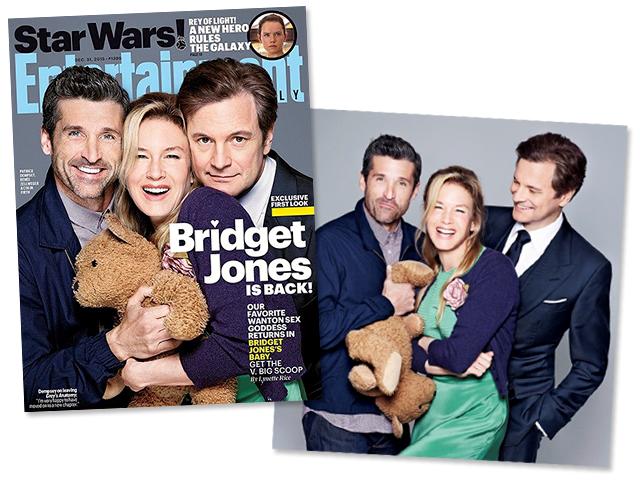 """Bebê de Bridget Jones"""