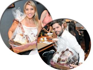 SOS chocólatras: os sabores da Callebaut no Amigo Secreto Glamurama