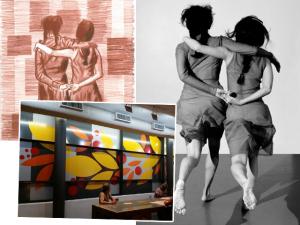 Beatriz Milhazes faz parceria artsy com a irmã no Rio. Espia só!