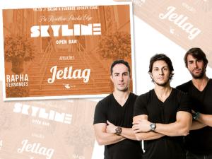 We Clap arma agito Skyline com Absolut Elyx para comemorar o fim do ano