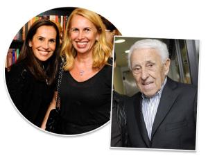 Antonio Mendes comemora 90 anos com petit comité em família