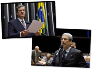 Com Serra e Aécio em lados opostos, baianos disputam liderança do PSDB