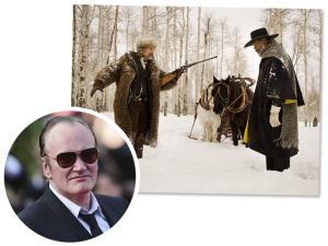 """""""Os Oito Odiados"""": atores congelados, maconha e mais curiosidades"""
