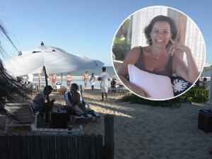 Sonia Prado arma jantar de Réveillon na Tangará, em Trancoso
