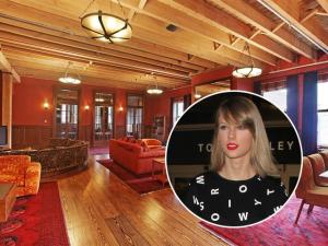 Pela fechadura: os detalhes da penthouse rústica de Taylor Swift em NY