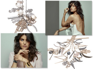 Isabeli Fontana lança coleção de joias em parceria com a My Gloss Expression